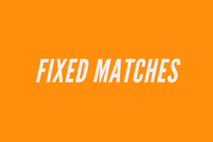 Fixed Pro Bet Half Time Full Matches